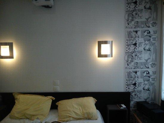 Residence du Rivage Chez Gino: Chambre 7