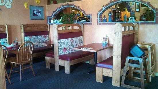 Paso Del Norte: really nice decor