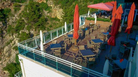Hotel Bellevue Dubrovnik: Breakfast Area
