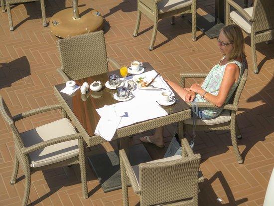 Hotel Bellevue Dubrovnik: Breakfast