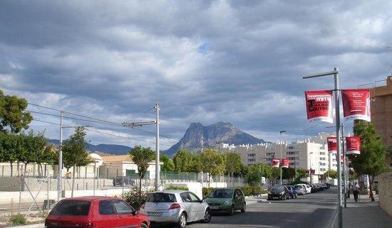 Allon Mediterrania Hotel: Прекрасный городок