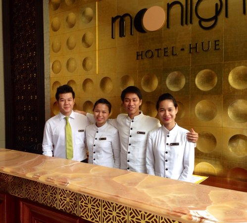 Moonlight Hotel Hue: The very best staff!