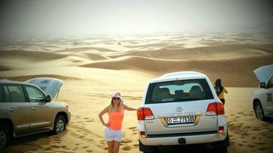 Dubai Desert Conservation Reserve: ..