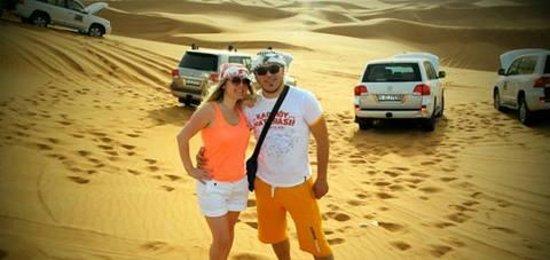 Dubai Desert Conservation Reserve: ...