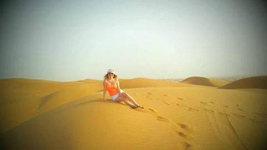 Dubai Desert Conservation Reserve: ....