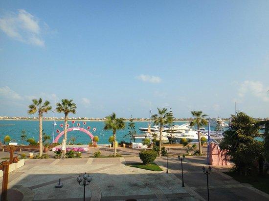 Porto Marina Resort & Spa: View from room