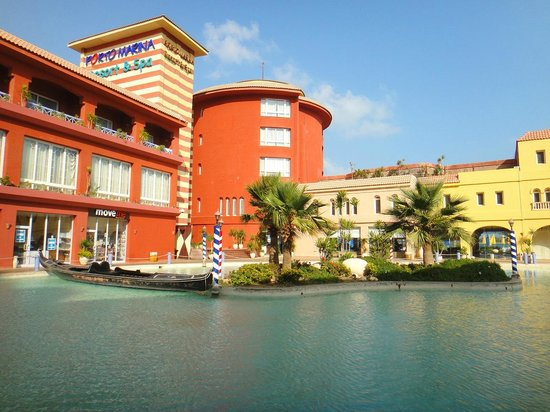 Porto Marina Resort & Spa: Hotel View