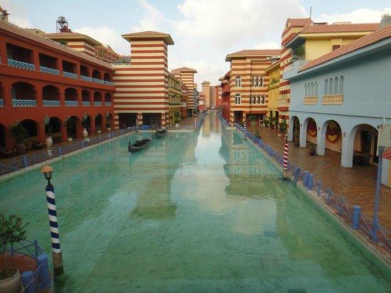Porto Marina Resort & Spa : Hotel View