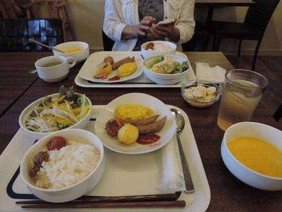 Ishigakijima Hotel cucule: 朝食