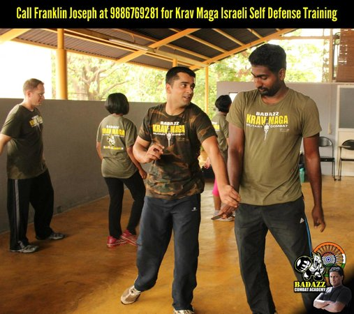 BadAzz Krav-Maga Self-Defense Military Combat Academy: by Safety Specialist Franklin Joseph | BadAzz Krav Maga Military Combat and Self Defense Academy