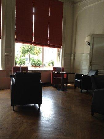 Best Western Grand Hôtel Bristol : Lounge