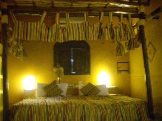 Kasbah Hotel Xaluca Arfoud: Comfortable Bed