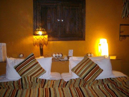 Kasbah Hotel Xaluca Arfoud: Bedroom