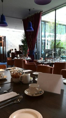 Trinity City Hotel: Restaurant