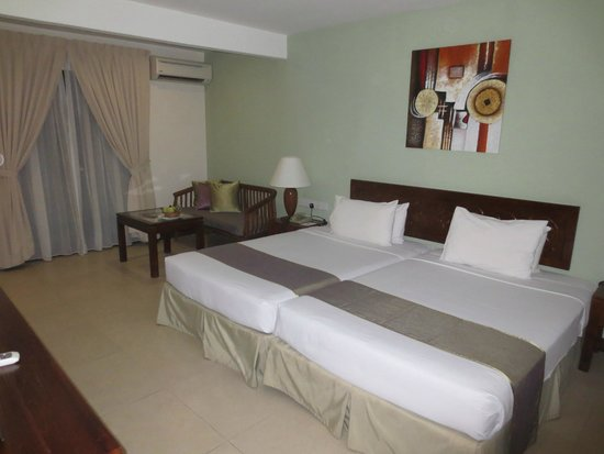 The Frangipani Langkawi Resort & Spa: family deluxe room