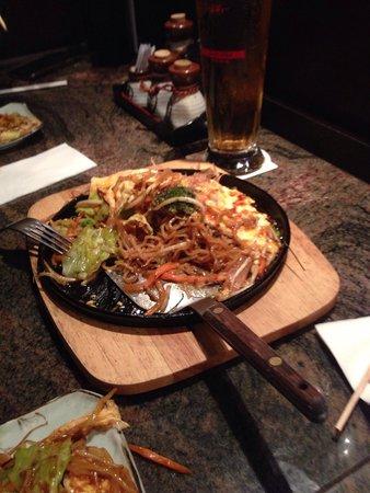 Kushi-Tei Of Tokyo : Noodles buonissimi
