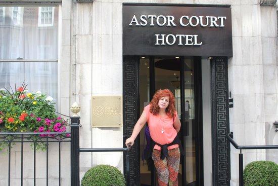 Astor Court Hotel: HABITACIÓN TRIPLE