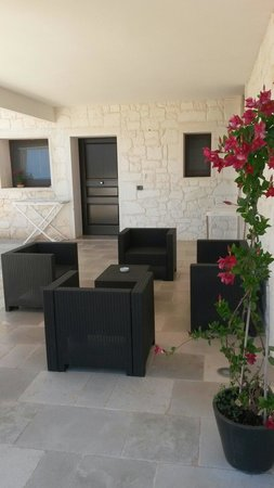 Guest House B&B Pietra Bianca: Area comune