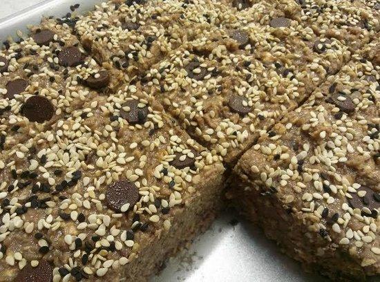 Nefetari's: Raw Nut Bar