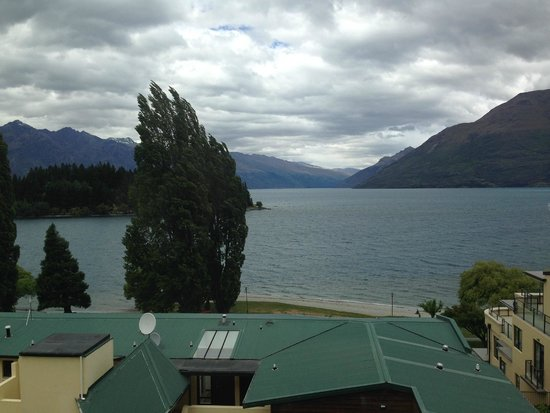 Hotel St Moritz Queenstown - MGallery Collection: View from the room