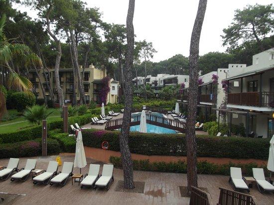 Turquoise Resort Hotel & Spa: Вид из нашего номера