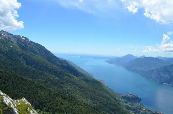 Monte Baldo: Garda Lake