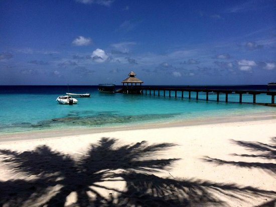 Reethi Beach Resort: My favourite spot for swimming