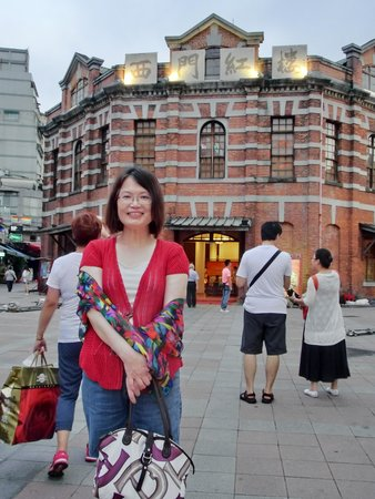 Ximen Red House - Ximending: the Red House