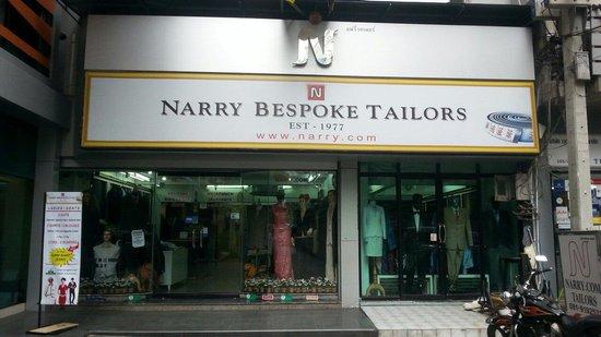 Narry Tailors