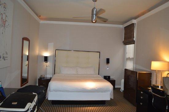 Hotel Union Square: Room