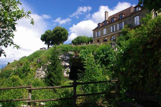 Hotel l'Esplanade : In the Hotel's private garden