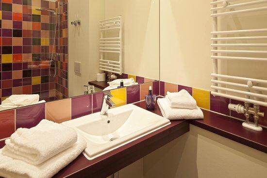 Explorer Hotel Berchtesgaden: Badezimmer