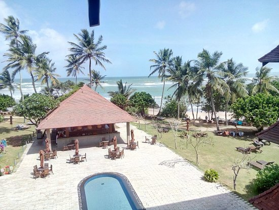 Hikka Tranz by Cinnamon: view from room