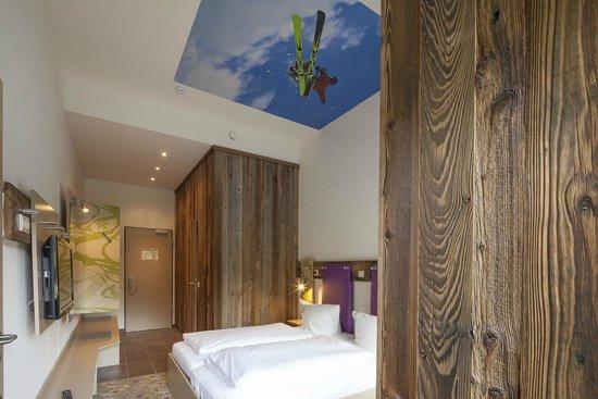 Explorer Hotel Berchtesgaden: Zimmer