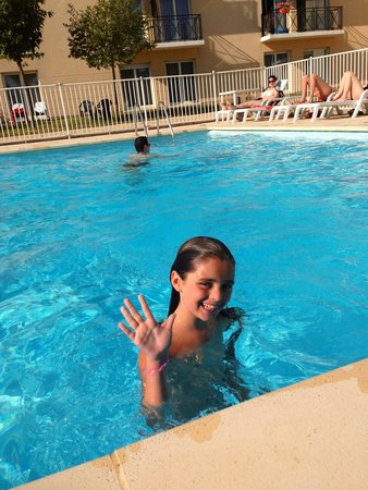 Residence Du Parc Val d'Europe: La piscina