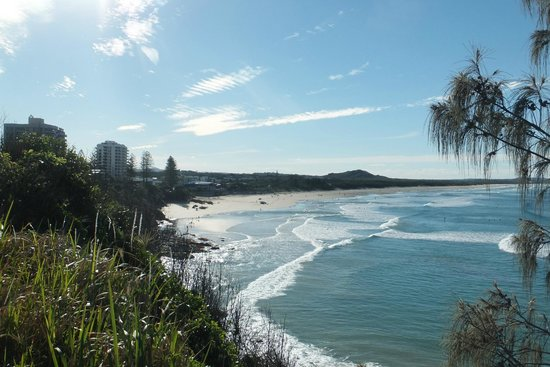 Papillon Coolum: Coolum Beach