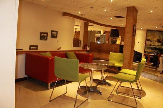Caravel Hotel: Lobby