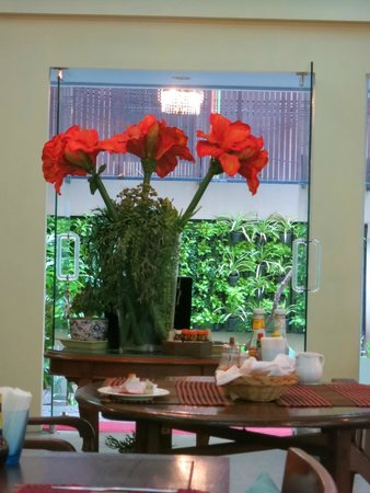 Sourire @ Rattanakosin Island : Blick ins Atrium