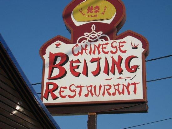 Beijing Chinese Restaurant Restuarant