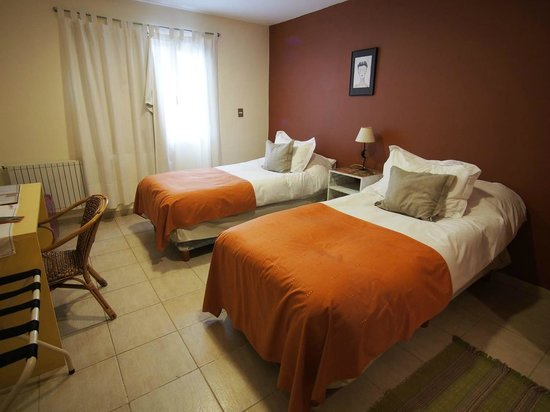 Hotel Lunajuim: Twin Room