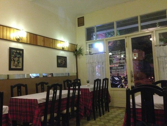 Trong Dong Restaurant: the nice ambience
