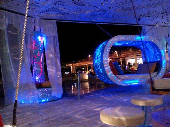 Free Beach Bar & Restaurant: Free Bar & Restaurant