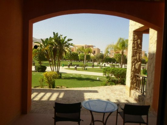 Movenpick Resort El Sokhna: View from Room