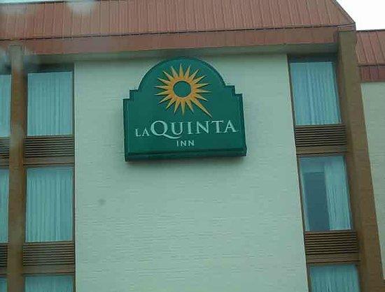La Quinta Inn Wytheville : Front of Inn
