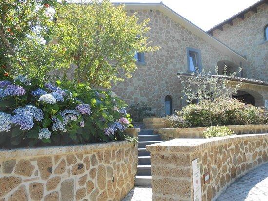 Altarocca Wine Resort: STRUTTURA
