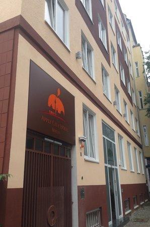 애플 시티 호텔