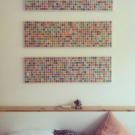 Die Wohngemeinschaft Hostel: The room Ruben.