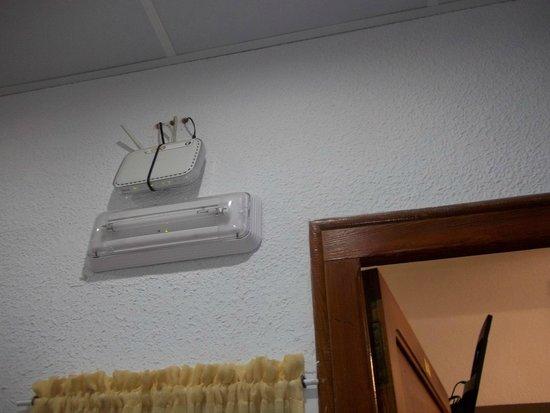 Hotel Sol: room wi-fi