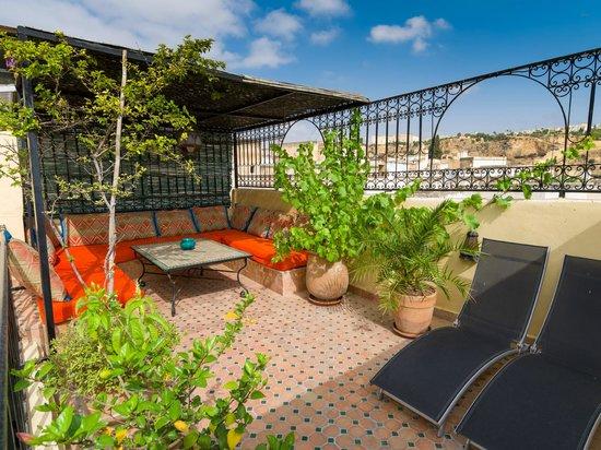 Riyad Al Atik: terrasse
