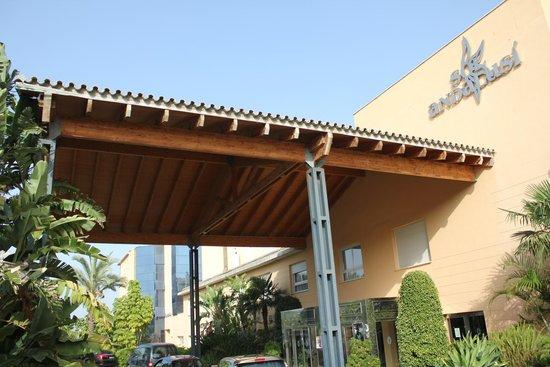 Sol Andalusi: entrada